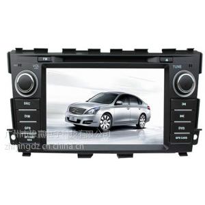 供应日产13款新世代天籁专车专用GPS车载DVD导航仪 原厂导航4S店专供