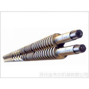供应苏州金属螺杆机筒厂家 优质螺杆厂家