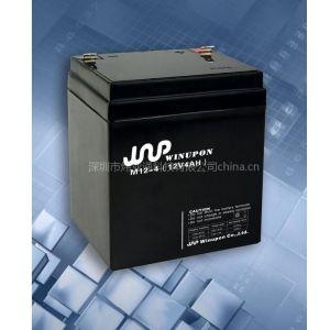 供应车位锁 12V4AH 铅酸蓄电池(图)