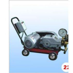 供应3D-SY750系列大流量电动试压泵@试压泵厂家@阀门试压机