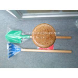 供应广东绿色厂家供应橡胶木圆木棍环保出口必备可商检熏蒸