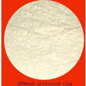 供应供应活性白土脱色剂