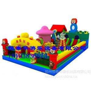 供应儿童充气玩具,充气城堡,充气滑梯,充气游乐设备工厂价格