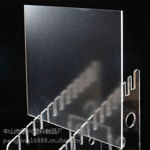 供应亚克力透明磨砂板,磨砂透明板,射灯专用透明磨砂板
