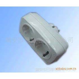 欧式转换插头插座,米色,铜材质,另有其他系列转换插头插座