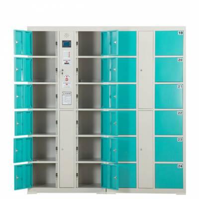 供应成都拍卖场储物柜指纹识别|JXZWCB-36拍卖场电子存包柜