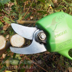 供应电动剪刀、果树修枝剪、电剪刀、电动绿篱机、树枝剪刀批发