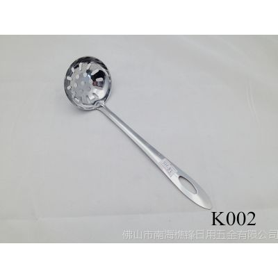厂家直销 高档家用不锈钢中号汤勺