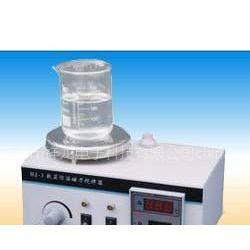 供应HJ-3A恒温磁力搅拌器