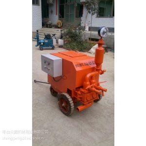 供应河南砂浆泵型号,河南地区都用什么品牌的砂浆泵呢?