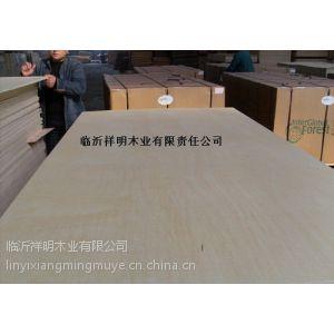 板材生产厂家供应胶合板15厘包装板家具板贴面