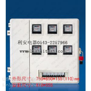 供应SMC非金属计量箱,电表箱,户头箱,照明箱