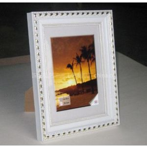 深圳弘艺相框厂家 生产定制PS发泡相框 欧式小相框 摆台 婚纱影楼照片框