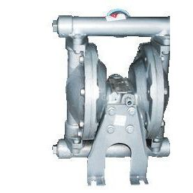 供应QBY25不锈钢气动隔膜泵