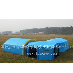 北京利盟供应医疗救援充气帐篷