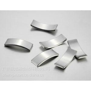 供应广东磁铁、磁性材料、钕铁硼强磁、电机磁钢