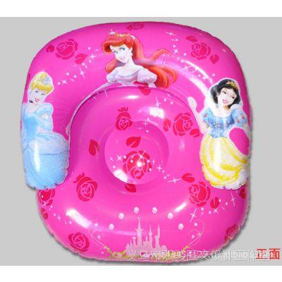 儿童沙发 PVC充气沙发 PVC玩具 卡通公仔沙发 懒人沙发 单人沙发