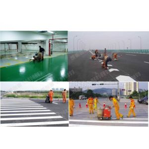 重庆热熔标线 重庆道路划线 重庆小区划线