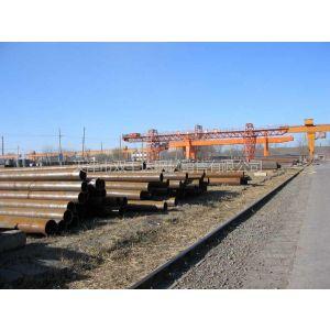 供应焊接钢管也称焊管,是用钢板或带钢经过卷曲成型后焊接制成的钢管