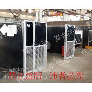 供应供应默邦 电焊光隔离帘,焊接防护围挡