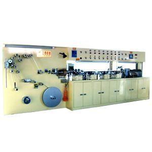 铝塑复合软管2代制管机