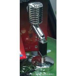 供应厂家批发 今唛JM-301 麦克风语音话筒 K歌YY聊天视频唱歌网络KTV