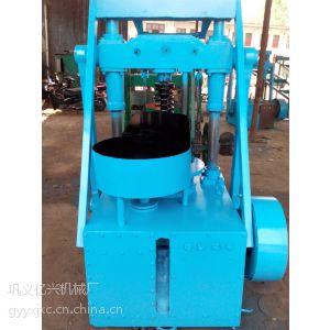 供应销售巩义亿兴120型全封闭式蜂窝煤球机.煤球机设备厂家直销