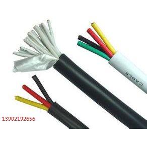 供应RVV铜芯聚氯乙烯绝缘护套软电缆,津猫电线