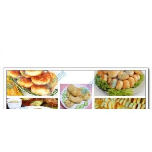 供应酥脆香甜酥饼机 绿豆饼 老婆饼机 油酥饼机 苏式月饼 金华酥饼