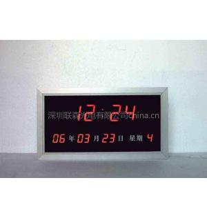 供应广州led贴墙式电子显示屏,防水电子屏