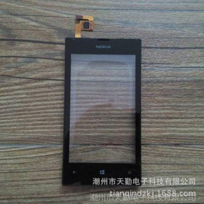 全新 诺基亚NOKIA520t触摸屏Lumia520手写屏 触屏 外屏带框