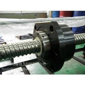 大导程螺母旋转型滚珠丝杆