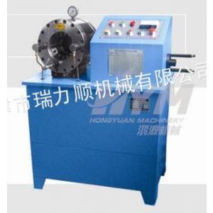 供应管类加工  金属管接头成型设备 锁管机 压管机