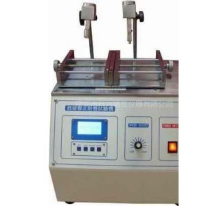 酒精/橡皮耐磨试验机