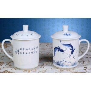 周年庆典礼品茶杯景德镇陶瓷杯子生产工厂批发陶瓷杯子厂