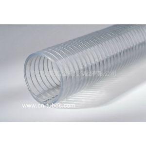 供应耐高温PVC钢丝管,耐高温130度,厂家直销