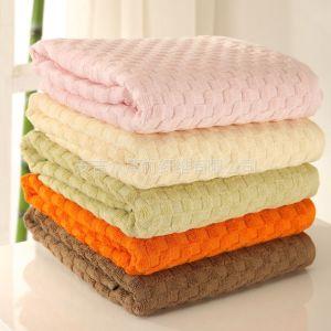 供应安吉竹纤维童巾/运动毛巾