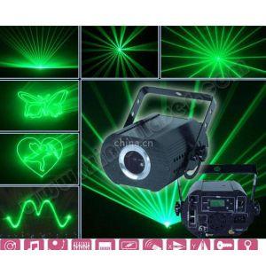 供应迷你绿色动画激光(可电脑控制)