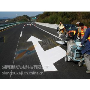 供应长沙标线涂料生产-长沙标线施工专业公司-湘旭科技