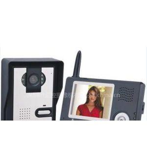 供应无线可视门铃,无线对讲门铃,3G无线可视门铃