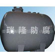 供应瑞隆HF04-4耐腐蚀耐磨钢衬聚乙烯卧式储罐