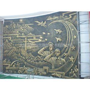 供应北京校园雕塑壁画,景观浮雕制作