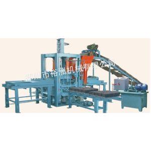 供应QT3-35型液压砌块成型机质量过硬创造建筑行业的好设备