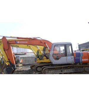 二手挖掘机-二手日立挖掘机-上海润通工程机械公司