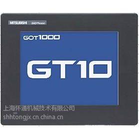 供应无锡现货供应GT1165-VNBA-C三菱触摸屏