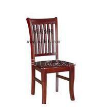 供应软座高档实木餐椅/威菱火锅餐椅