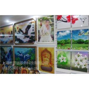 供应上海悠远艺术玻璃打印机