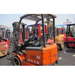供应国产与进口叉车设备、二手电瓶、电动、前移式叉车、二手价格