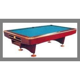 供应标准九球台,花式台球桌,花式九球台球桌