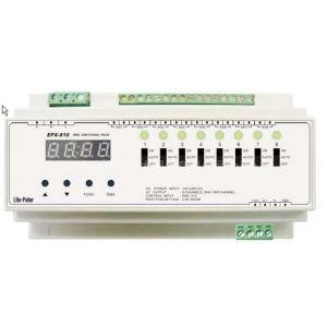 供应8 回路开关量灯光控制器